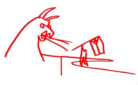 Оскар Нимейер – Рисунки. Изображение № 10.