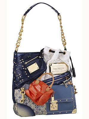 Покупка  женских сумок LV через Интернет. Изображение № 3.