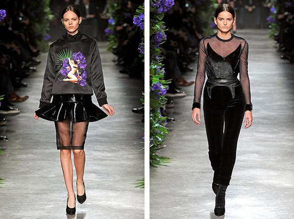 Givenchy FW 2011. Изображение № 50.