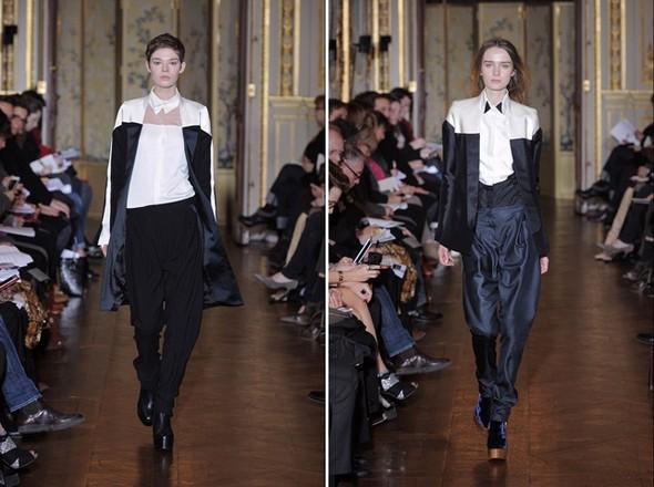 Показы Paris Fashion Week FW 2012: День 4. Изображение № 1.