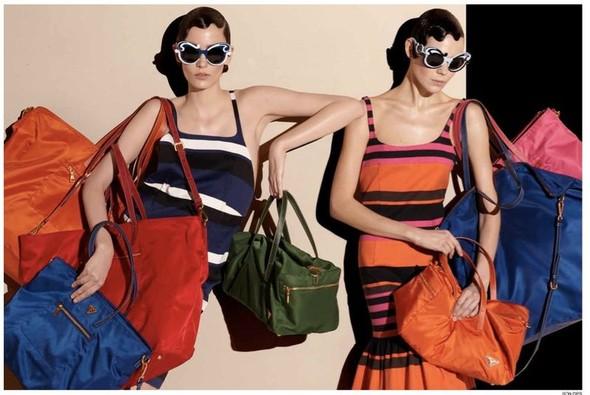 Вышло превью рекламной кампании Prada. Изображение № 7.