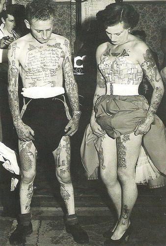 Татуировка XXвека. Изображение № 26.