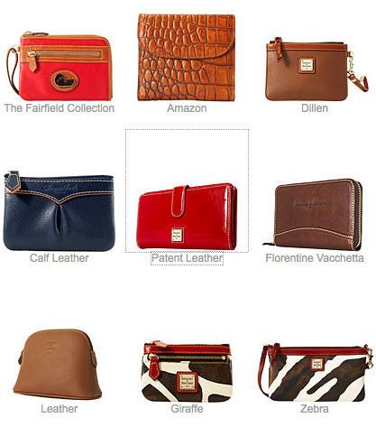 Dooney&Bourke сумки и не только. Изображение № 9.