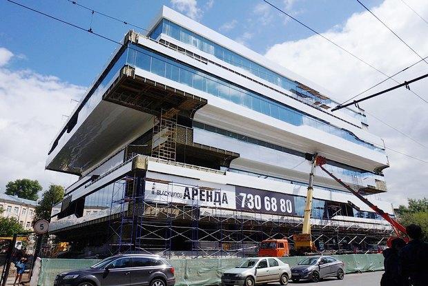 Ожидания и реальность: Проекты звёздных архитекторов в России. Изображение № 3.