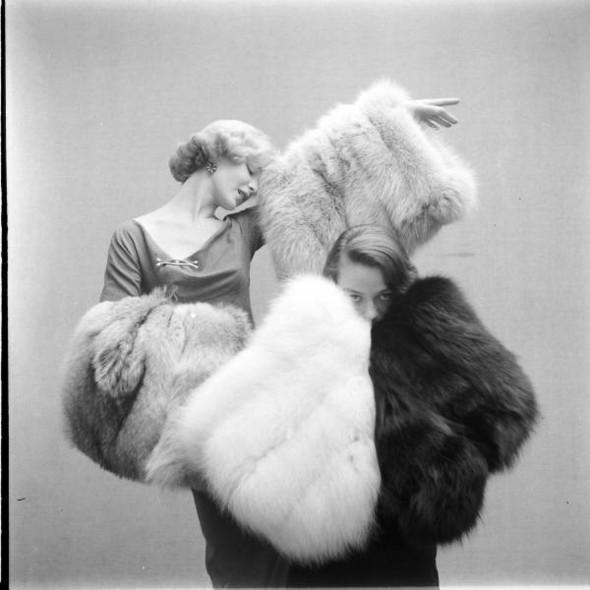 Нина Лин – легендарная женщина-фотограф. Изображение № 7.