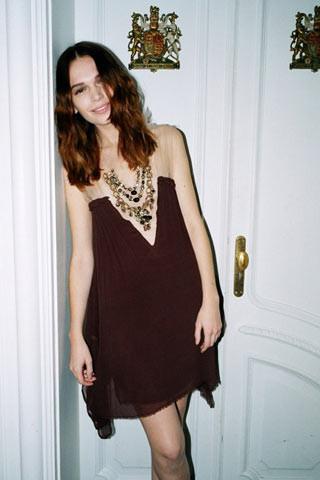 Topshop: платья варенду. Изображение № 6.
