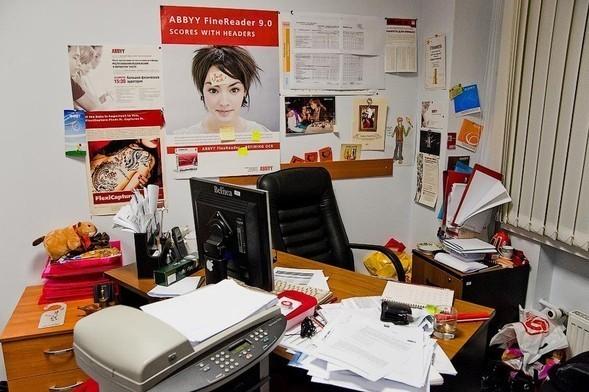 Необычный офис компания ABBYY. Изображение № 11.
