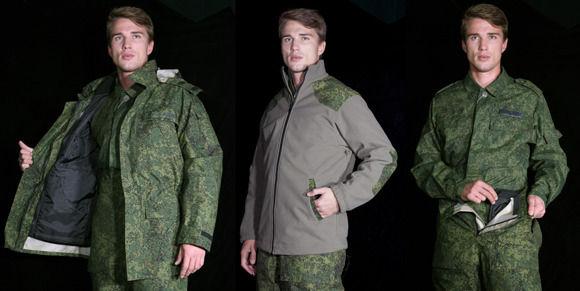Валентин Юдашкин не создавал форму для армии. Изображение № 2.