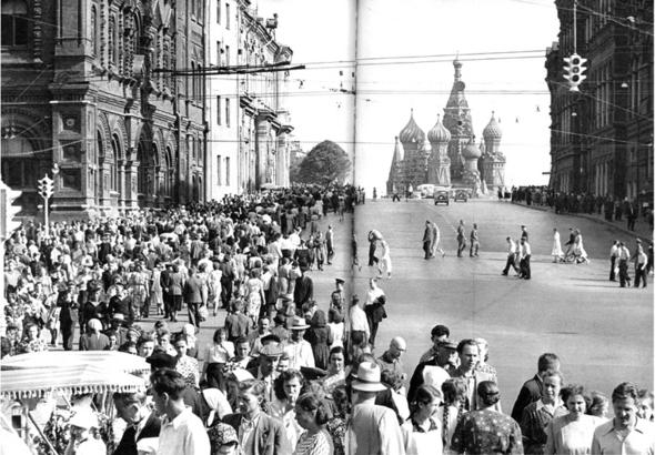 Советская Москва глазами Анри Картье-Брессона. Изображение № 33.