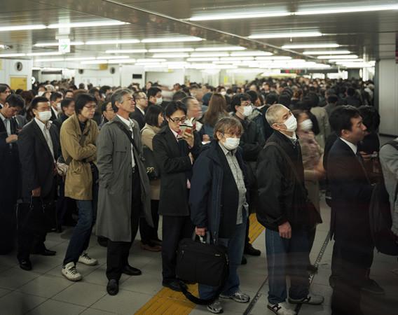 Большой город: Токио и токийцы. Изображение № 249.