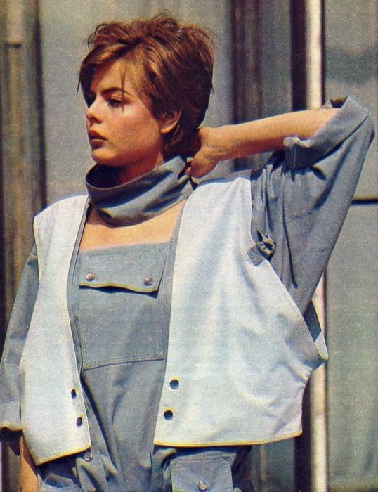 Женская мода 1980-х. Изображение № 2.