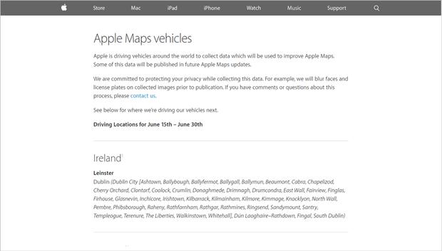 Apple подтвердила работу над аналогом просмотра улиц. Изображение № 1.
