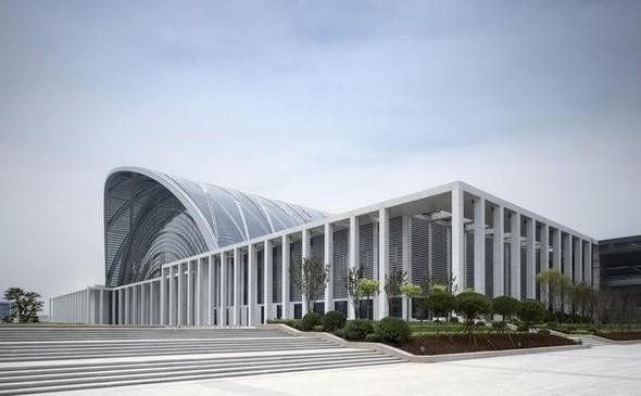 Западный вокзал в Тяньцзине. Изображение № 2.
