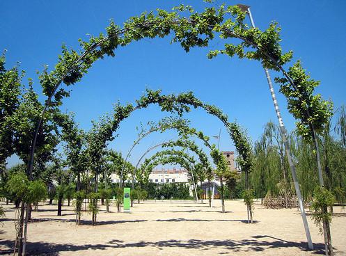 Изображение 45. Барселона: общественные пространства.. Изображение № 48.
