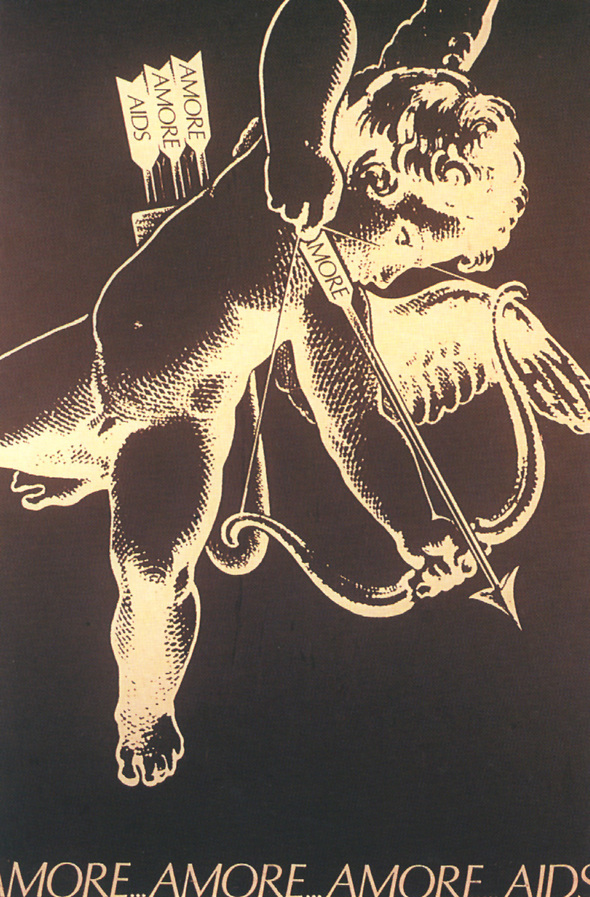 Искусство плаката вРоссии 1884–1991 (1991г, часть 4-я). Изображение № 27.
