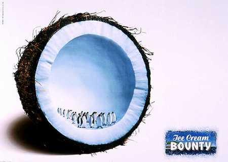 Леденящая воображение реклама мороженого. Изображение № 16.