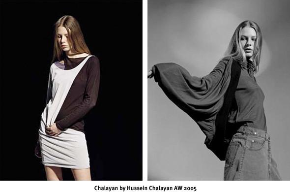 Хронология бренда: Hussein Chalayan. Изображение № 25.