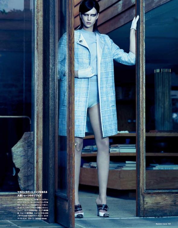 Съемки: Vogue, Numero, Tush и другие. Изображение №62.