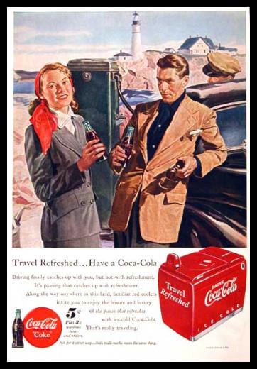 Изображение 38. Coca-cola – История бренда, история рекламы.. Изображение № 38.