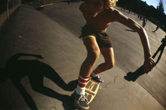 Hugh Holland. Скейтборд-хроники 70-х. Изображение № 2.