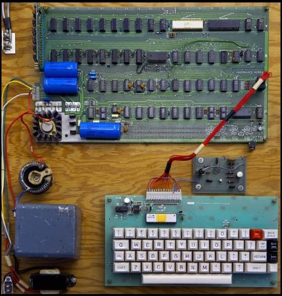 Винтажный компьютерный разум «Системная память». Изображение № 4.