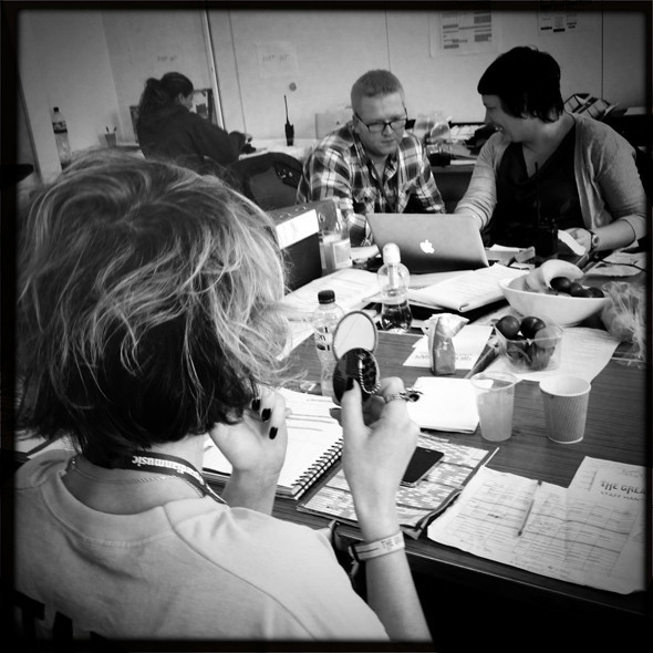 Личный опыт: Как я работала волонтером на музыкальном фестивале. Изображение №7.