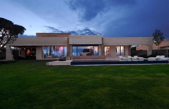 Резиденция Vivienda 4 от студии дизайна A-cero. Изображение № 1.