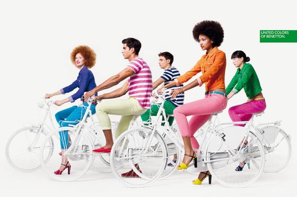 Кампания: United Colors of Benetton SS 2012. Изображение № 1.