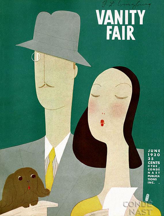 Vanity Fair. Retro Covers & More. Изображение № 15.