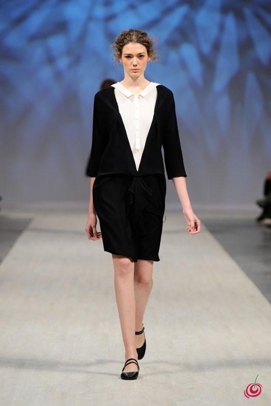 Ukrainian Fashion Week 2011: день первый). Изображение № 2.