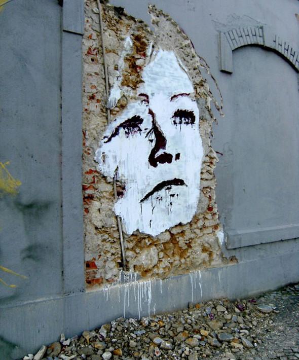 Большая коллекция уличного искусства. Изображение № 50.