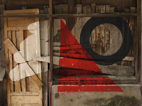 Абстрактное граффити: Стрит-художники об улицах, публике, опасности и свободе. Изображение № 14.