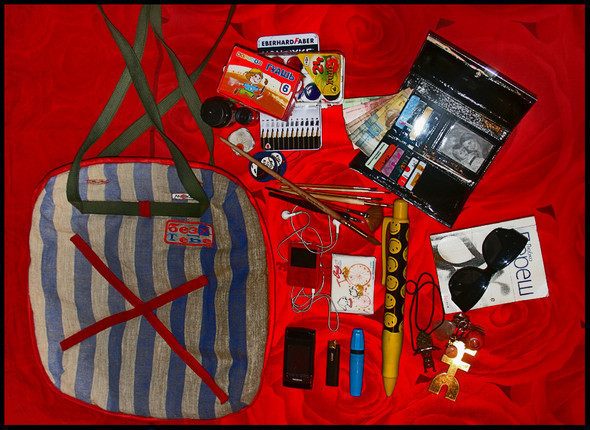 Look atMe: What's inyour bag?. Изображение № 42.