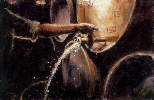 Художник Фабиан Перез. Изображение № 14.