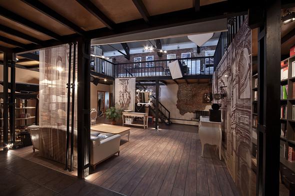 Изображение 2. Они делают дизайн интерьера. Дом Архитекторов.. Изображение № 2.
