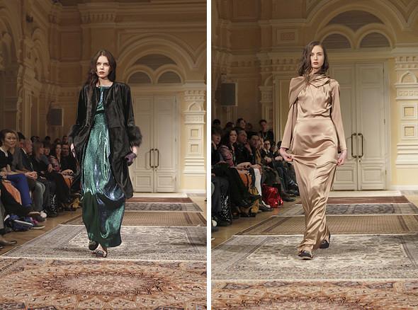 Изображение 15. A'la Russe FW 2011: пальто в пол и широкие брюки.. Изображение № 15.