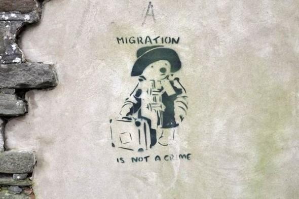 Изображение 5. Бристоль. Художественное граффити.. Изображение № 7.