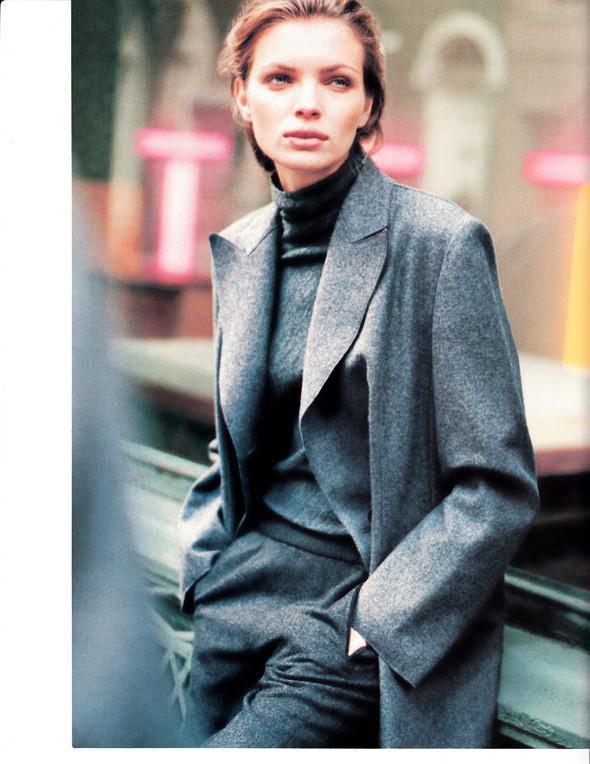 Архивная съёмка: Рекламная кампания DKNY за 1998 год. Изображение № 4.