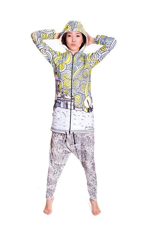 ENA - московский дизайнер молодёжной марки IY & Ena. Изображение № 13.