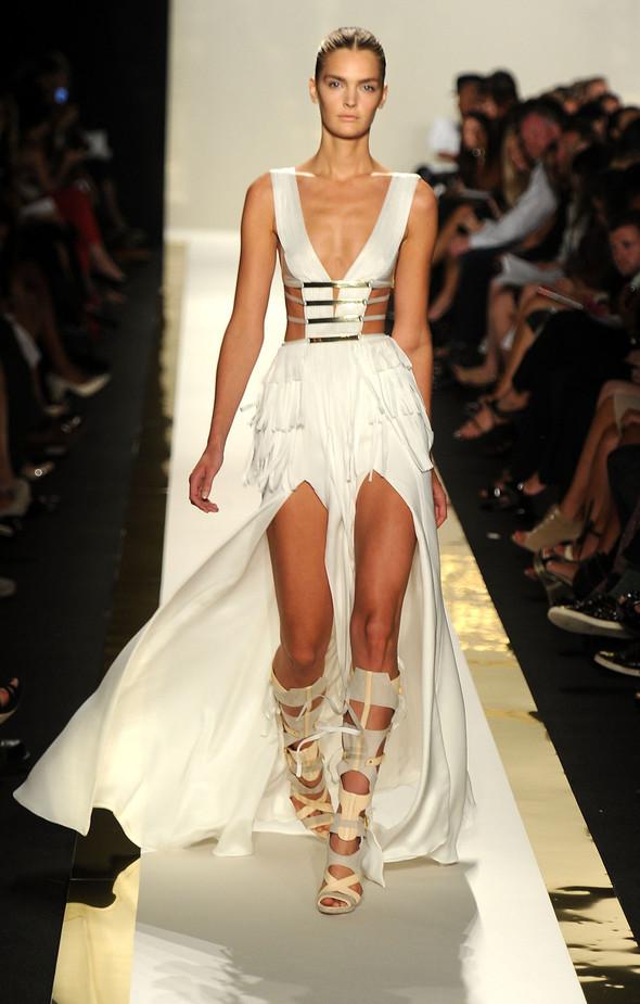 New York Fashion Week Spring 2012: День шестой. Изображение № 8.