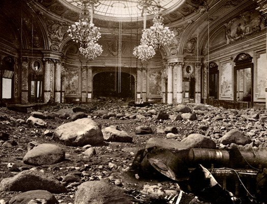 Накрыло волной: Наводнения и апокалипсисы Пабло Геновеса. Изображение № 11.