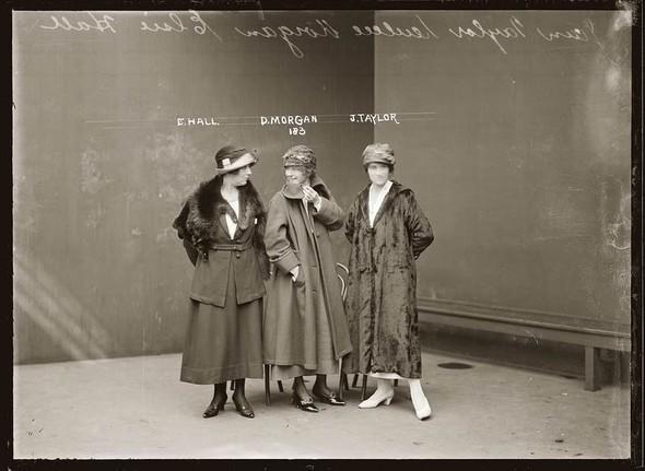 Фотографии американских гангстеров начала 20 века. Изображение № 21.