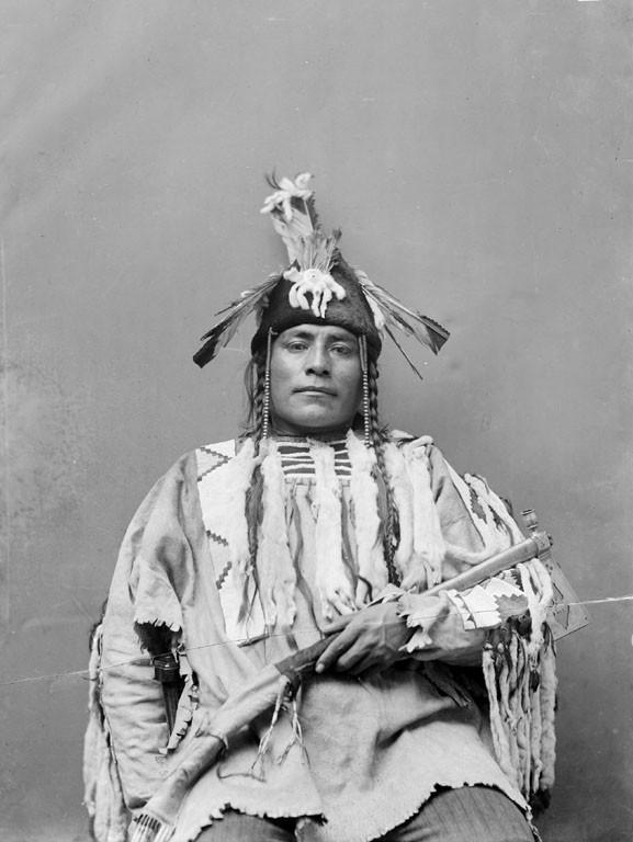 Американские индейцы. Изображение № 13.