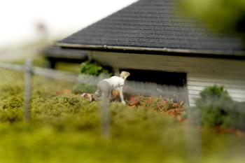 Нетрадиционный подход кфигуркам встеклянном шаре. Изображение № 10.