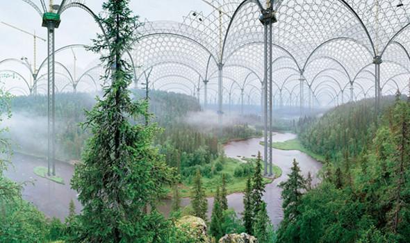 Выставка о средствах спасения от климата. Изображение № 14.