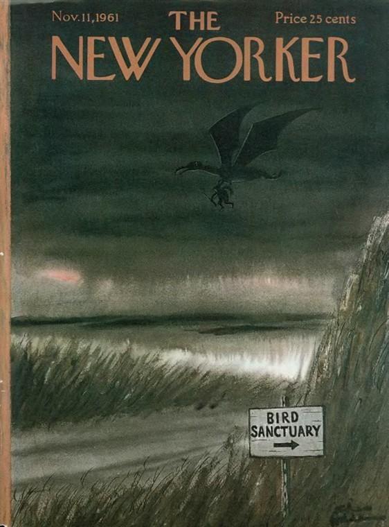 Обложки TheNew Yorker. Изображение № 37.