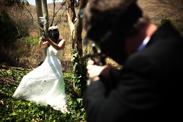 Trash the Dress: смерть свадебному платью!. Изображение № 10.