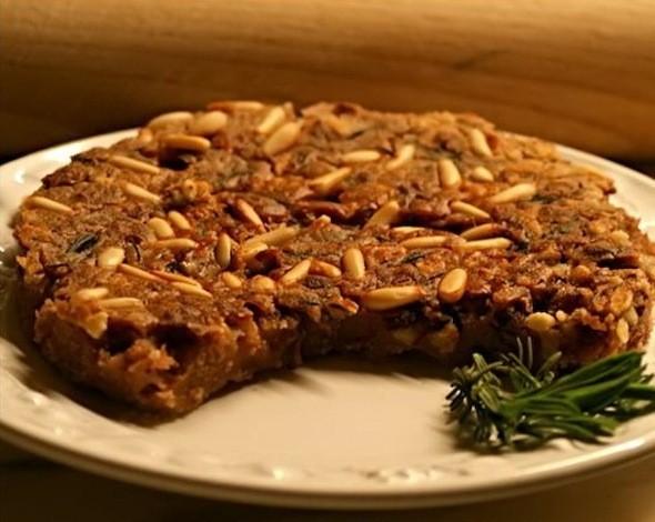 Изображение 10. Паста, антипаста и десерт из каштановой муки.. Изображение № 57.