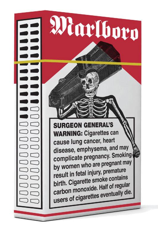 Курение убивает. Изображение № 1.