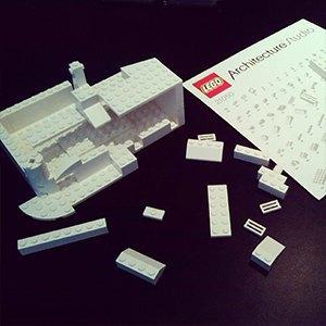 Архитекторы тестируют новый конструктор LEGO Architecture Studio. Изображение № 8.